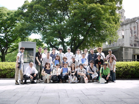 """""""ひろしま""""の空の下~「廣島から広島 ドームが見つめ続けた街」展を予習しよう!~"""