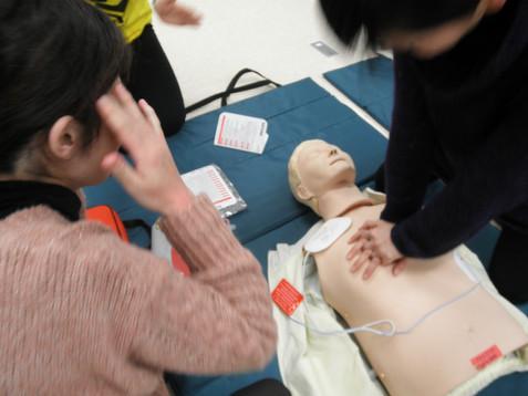 AEDって知っとる?~命を救うあなたの一歩~