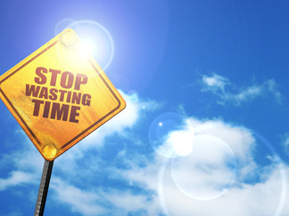 Stop Procrastinating - How to Improve Personal Effectiveness