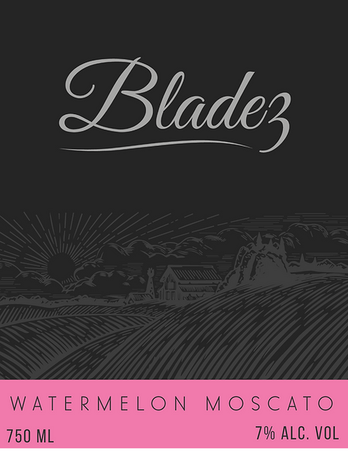 Watermelon Infused Moscato *Limited Edition*