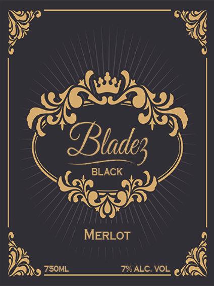 "Blade 3 Black ""Merlot"""