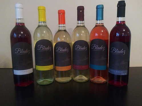 Blade 3 Wine by Case