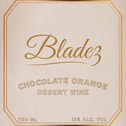 Chocolate Orange Desert Wine
