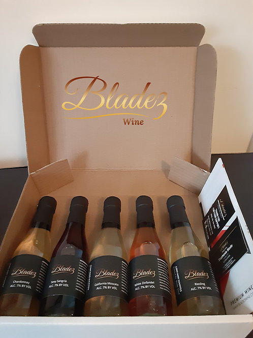 Sampler Box...(6) 187 ml Wines