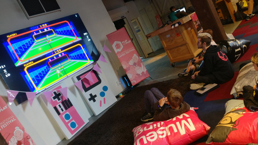 Play by Play 2018 Exhibition