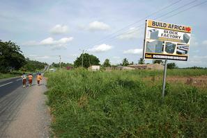 urbanisation in Accra
