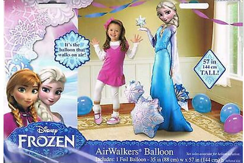 Frozen Airwalker