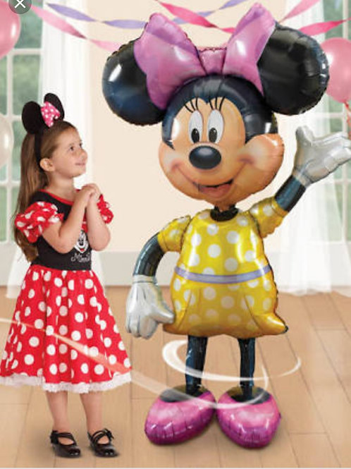 Minnie Mouse Airwalker (Yellow)