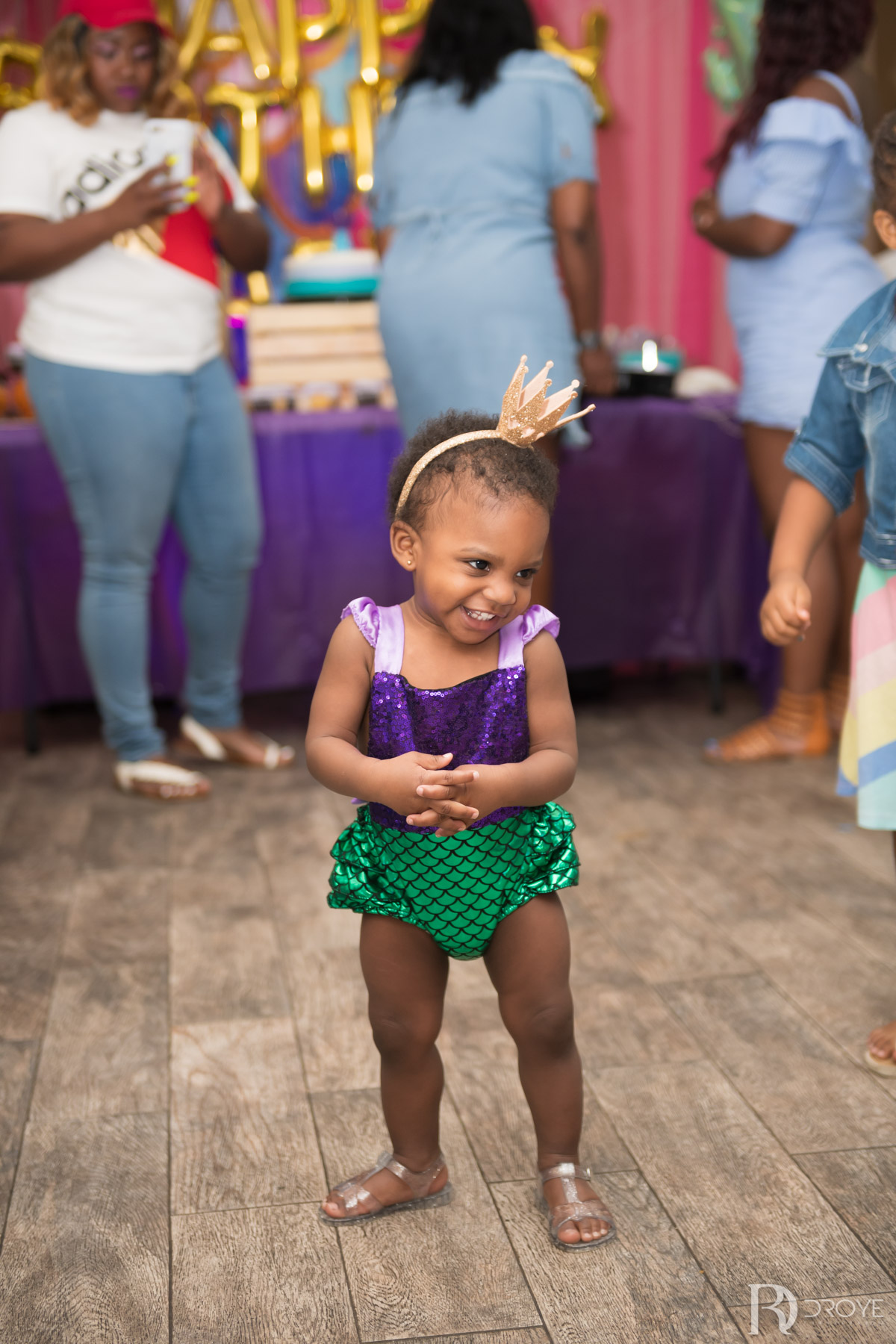 Jade's 1st Birthday Party