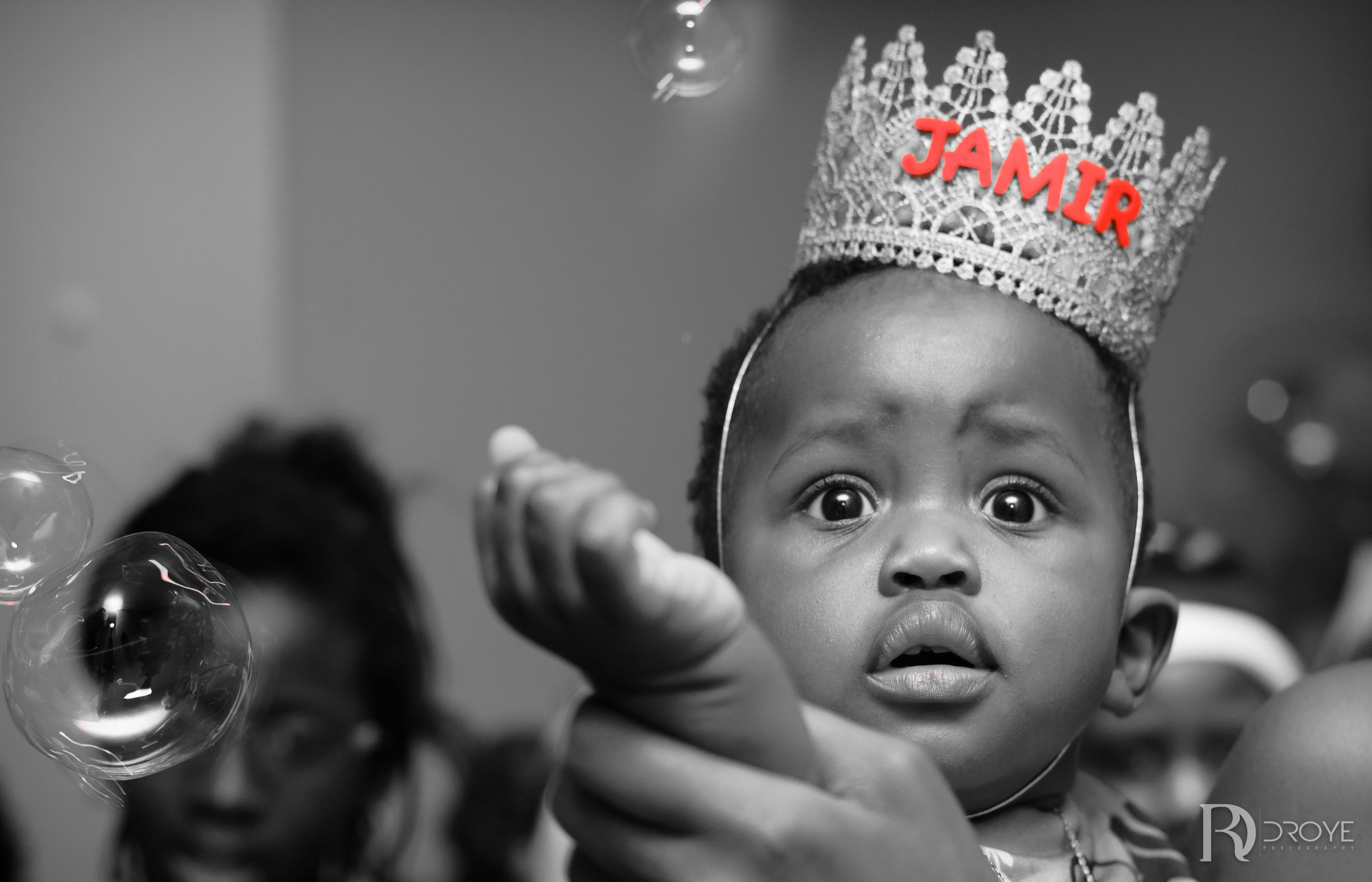 Jamir's 1st Birthday Party