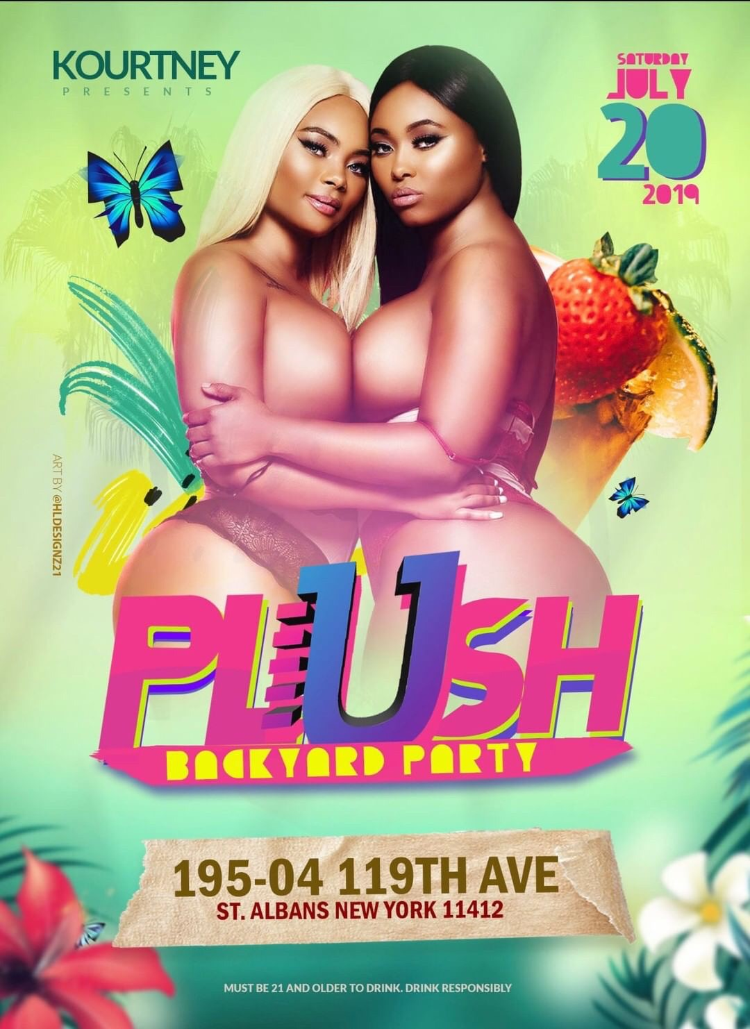 Plush - Backyard Edition 2019