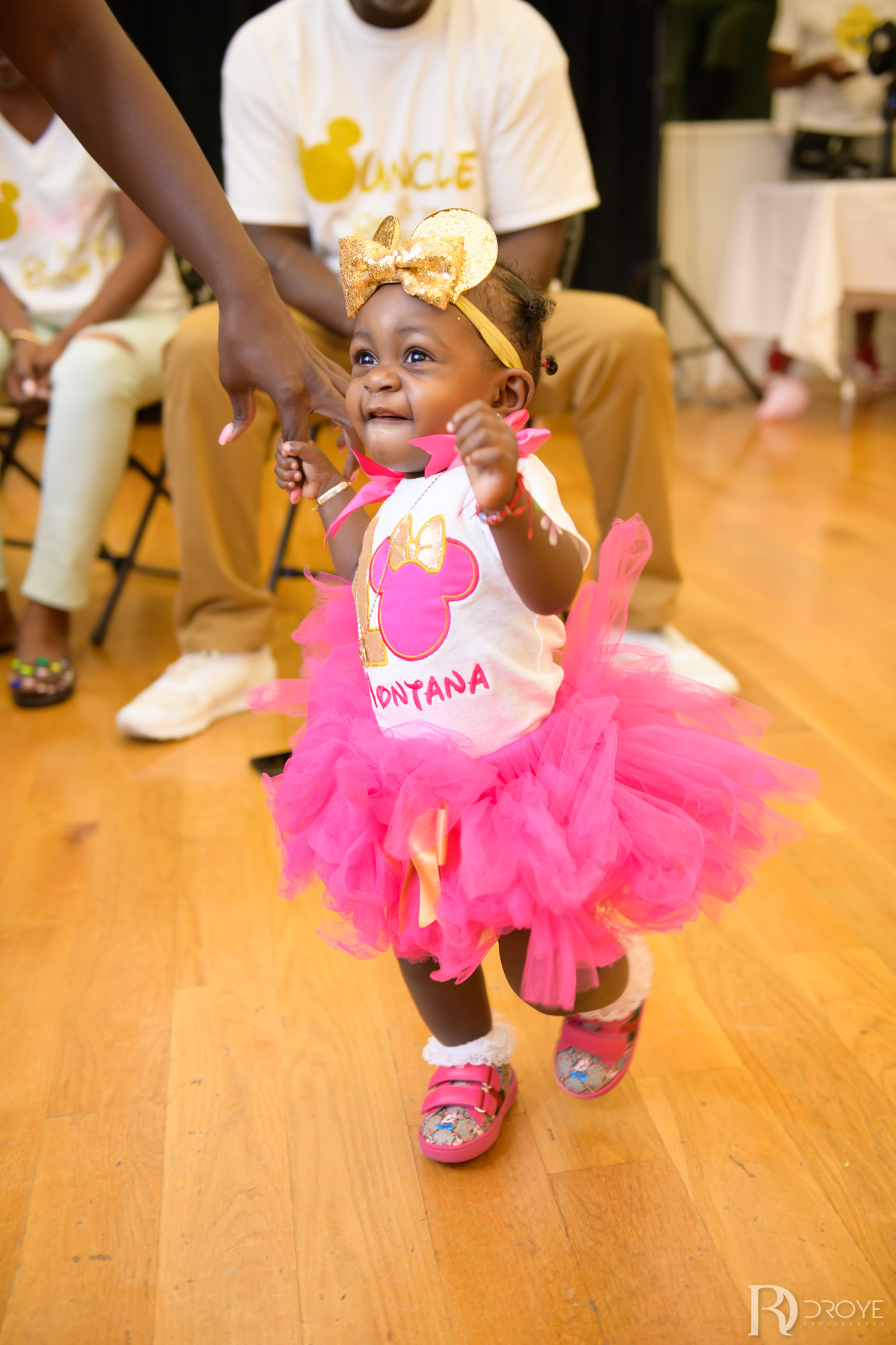 Montana's 1st Birthday Party