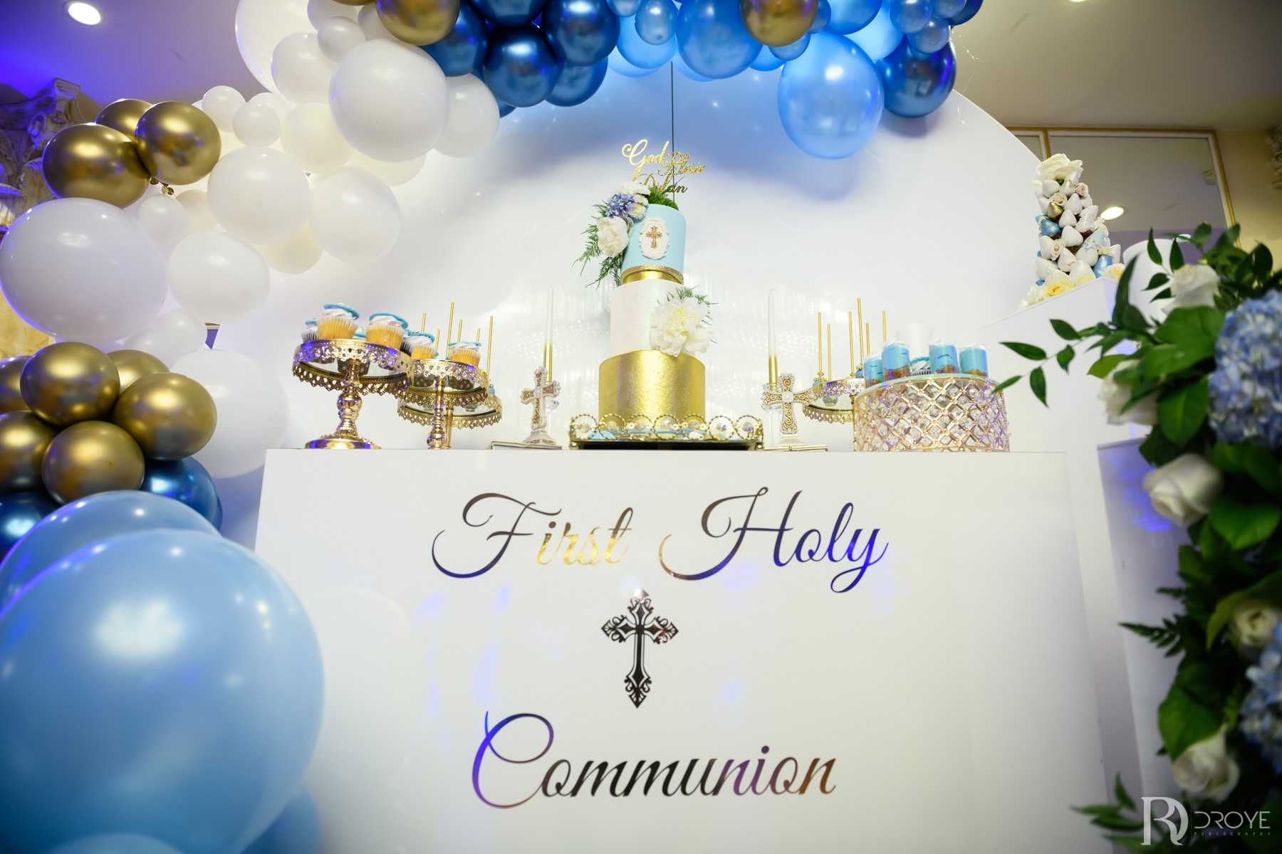 Dylan's Holy Communion Celebration