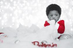 Skylar's 1st Christmas
