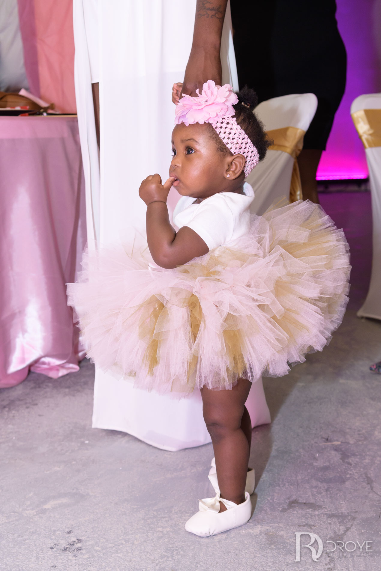 Samara's 1st Birthday Party