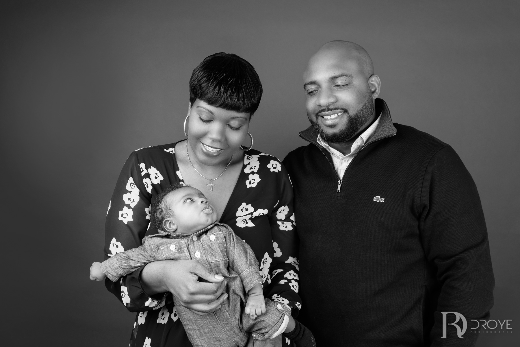 Chace's 1st Family Session