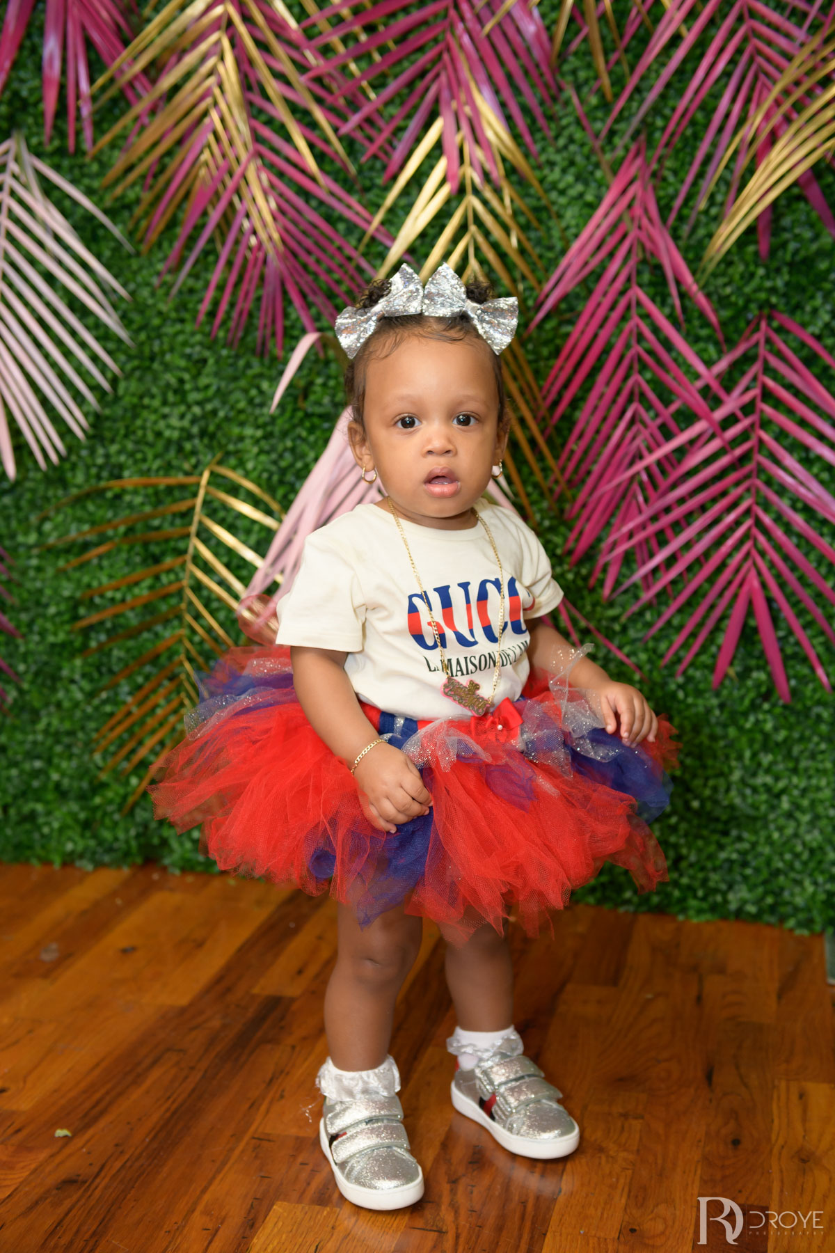 Neveyah's 1st Birthday Party