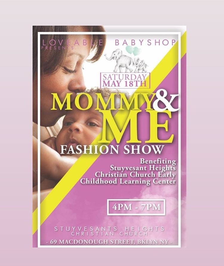 Mommy & Me Fashion Show