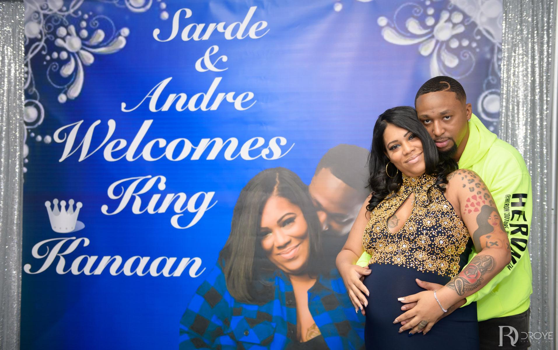Sarde & Andre's Babyshower