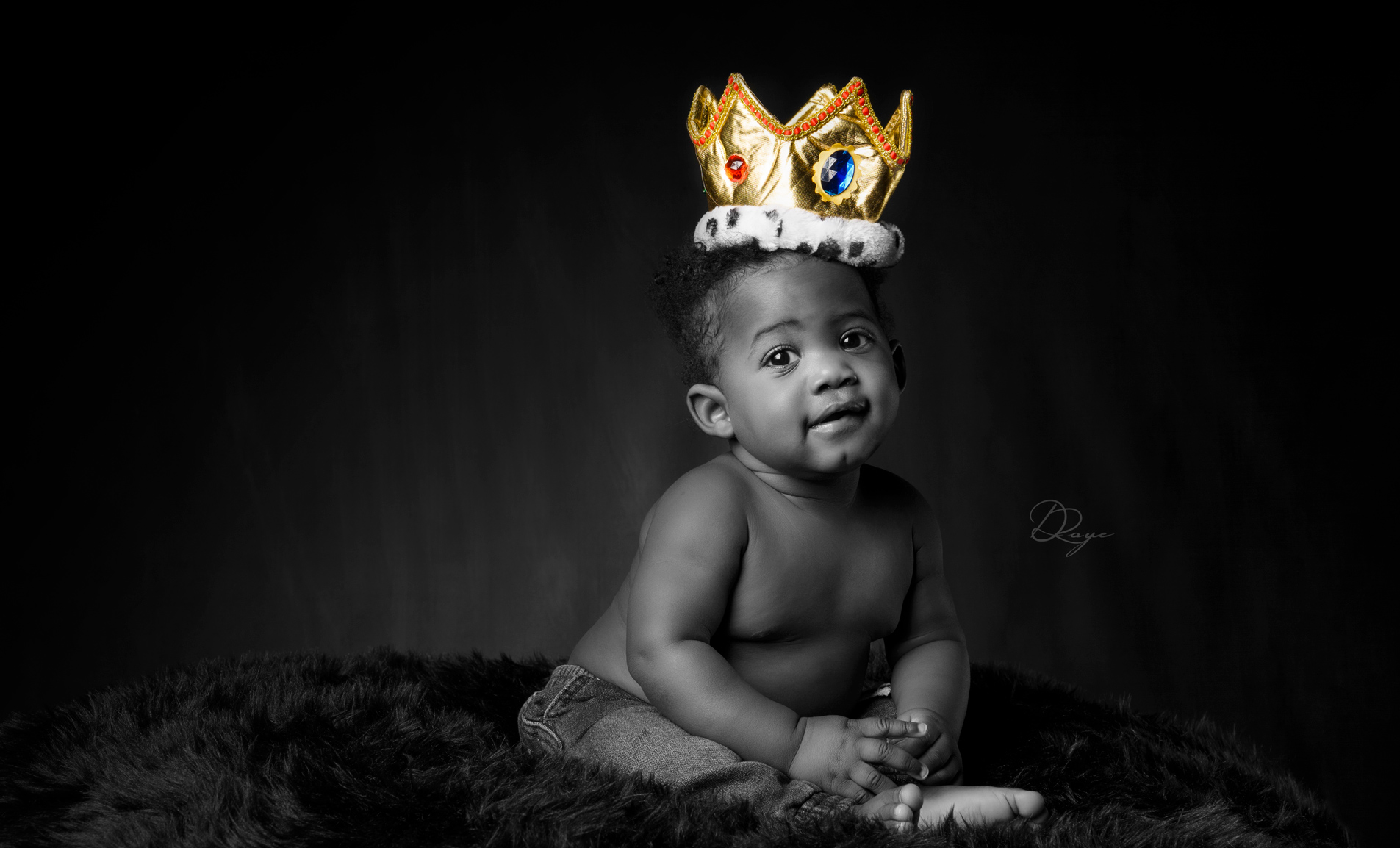 Khalif At 7 Months