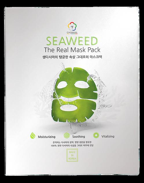 SEAWEED เดอะเรียลมาส์ก แพ็ค 3 ชิ้น ใน 1 กล่อง