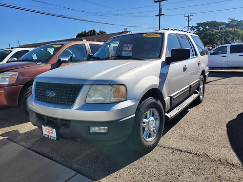 2006 FORD EXPEDITION SSV