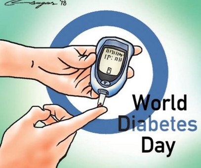 Let's Celebrate..World diabetes day!!