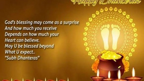 Happy Dhanteras!!