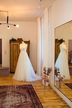 Brautkleid Brautmode Hofgut Heidesheim