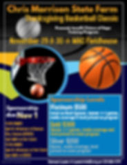 2019 Bball Sponsor Flyer - Made with Pos