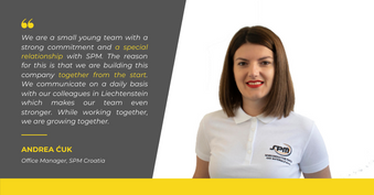 Meet our colleagues from the Sisak SPM office!
