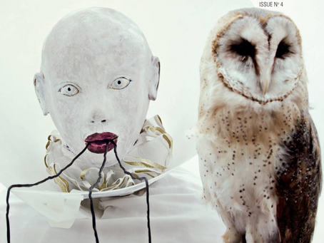 Emboss Magazine: Avant Garde Vol. 1 Features Pàquin in Spotlight Interview