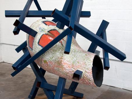 Featured Sculpture: Techno-Primitive II