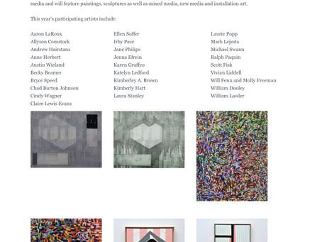 Pàquin Sculpture Featured in Biennial @ Wiregrass Museum of Art