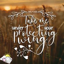 Ruth 3:9
