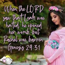 Genesis 29:31