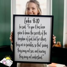 Luke 8:10