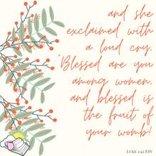 Luke 1:42