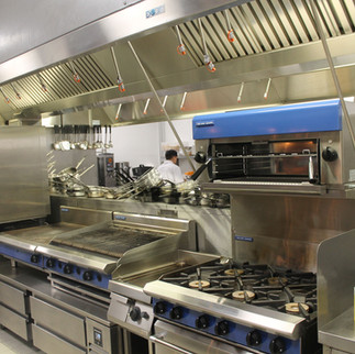 Hotel Kitchen, Kingston Upon Thames