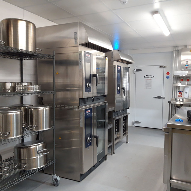 Hotel Kitchen, West Midlands