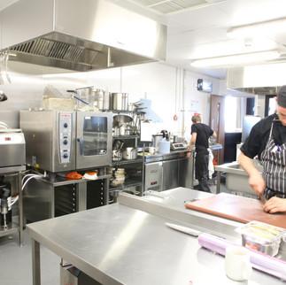 Hotel Kitchen, London