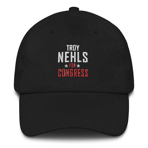 Nehls for Congress Baseball Hat