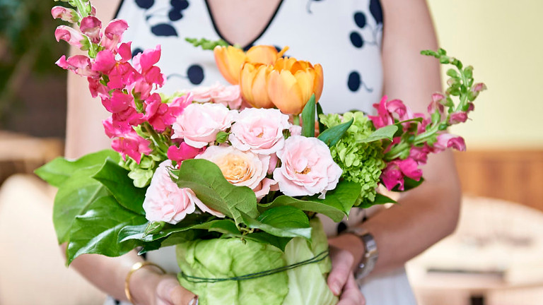 Mother's Day Magic with Florals