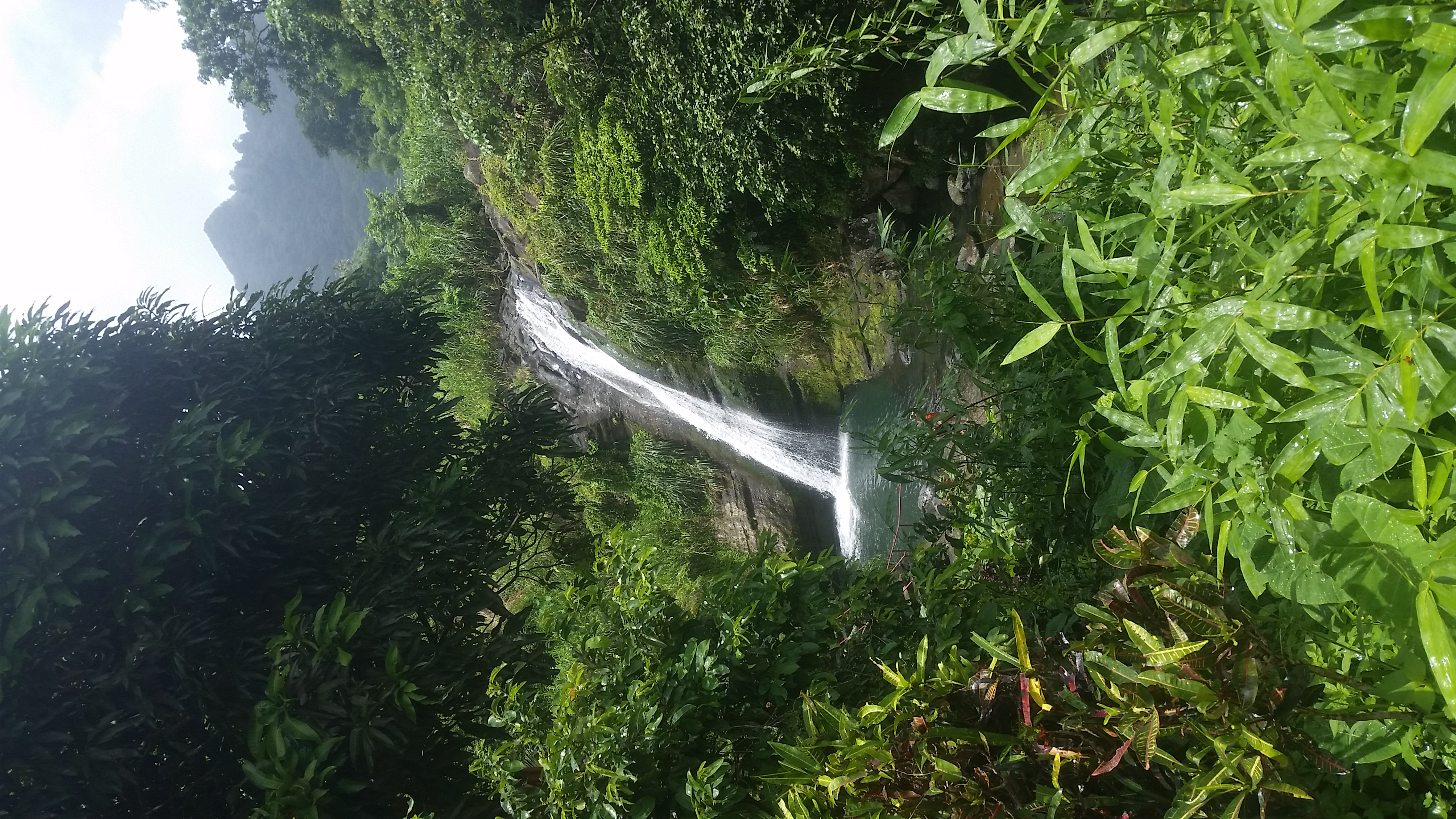 WATERFALL HIKE