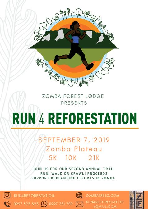 Run 4 Reforestation 2019