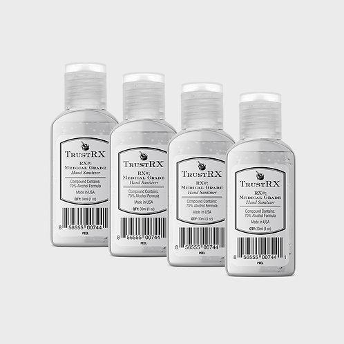 Medical Grade Hand Sanitizer (4 Pack)