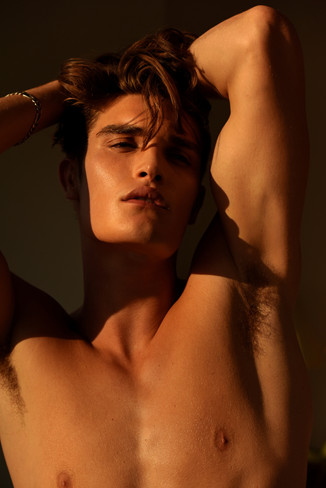 Chris Theo x Gabe Araujo for Reflex Homme Exclusive