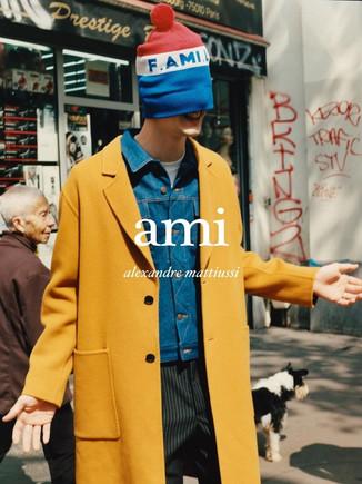 AMI Alexandre Mattiussi ☆ Fall 2017