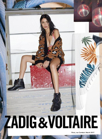 ZADIG & VOLTAIRE ⚡ Fall 2017