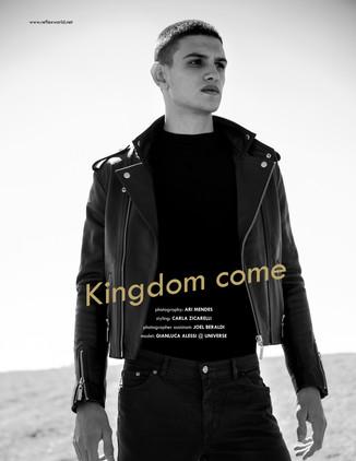 Kingdom Come ★ for REFLEX HOMME Exclusive